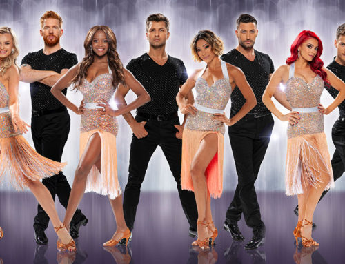 Strictly Professionals Line-up Announcement